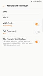 Samsung Galaxy S6 Edge (G925F) - Android Nougat - SMS - Manuelle Konfiguration - Schritt 7