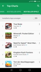 Huawei P10 - Apps - Installieren von Apps - Schritt 12