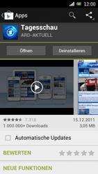 Sony Ericsson Xperia Ray mit OS 4 ICS - Apps - Herunterladen - Schritt 9