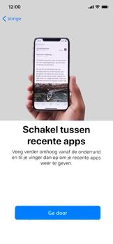Apple iphone-11-model-a2221 - Instellingen aanpassen - Nieuw toestel instellen - Stap 49