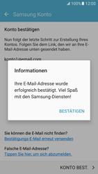 Samsung Galaxy S7 - Datenschutz und Sicherheit - Samsung einrichten - 16 / 18