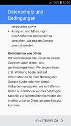 Samsung Galaxy A3 (2017) - Apps - Konto anlegen und einrichten - 15 / 22