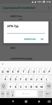 Sony Xperia L3 - Internet - Manuelle Konfiguration - Schritt 18