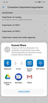 Huawei Mate 20 Lite - contacten, foto