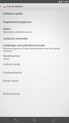Sony C6833 Xperia Z Ultra LTE - Software update - update installeren zonder PC - Stap 5