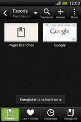 HTC A320e Desire C - Internet - Navigation sur Internet - Étape 10