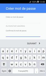 Samsung G389 Galaxy Xcover 3 VE - Applications - Créer un compte - Étape 16