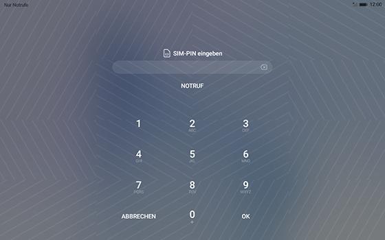 Huawei MediaPad T3 (10.0) LTE - MMS - Manuelle Konfiguration - Schritt 22