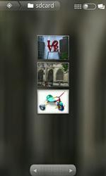 LG P990 Optimus 2X Speed - MMS - afbeeldingen verzenden - Stap 9