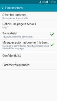 Samsung Galaxy Note 4 - Internet et roaming de données - Configuration manuelle - Étape 25