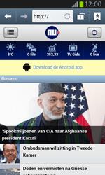 Samsung S7710 Galaxy Xcover 2 - internet - hoe te internetten - stap 15