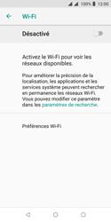 Wiko Harry 2 - Wifi - configuration manuelle - Étape 5