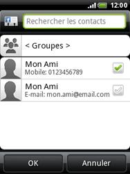 HTC A3333 Wildfire - MMS - Envoi d