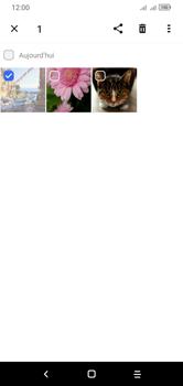 Alcatel 1S (2020) - Photos, vidéos, musique - Envoyer une photo via Bluetooth - Étape 7