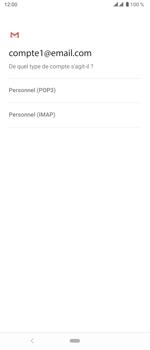 Sony Xperia 5 - E-mail - configuration manuelle - Étape 11