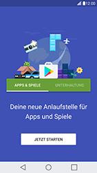 LG G5 SE - Apps - Konto anlegen und einrichten - 19 / 21
