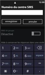 Nokia Lumia 800 - SMS - Configuration manuelle - Étape 6