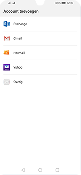 Huawei Y6 (2019) - E-mail - e-mail instellen (outlook) - Stap 4