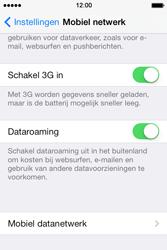 Apple iPhone 4 iOS 7 - Internet - handmatig instellen - Stap 6