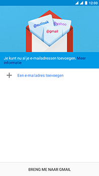 OnePlus 3 - Android Nougat - E-mail - handmatig instellen (yahoo) - Stap 5