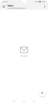Huawei P30 Pro - E-mail - 032c. Email wizard - Outlook - Step 8