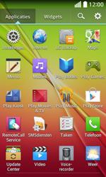 LG D320 L70 - internet - hoe te internetten - stap 2