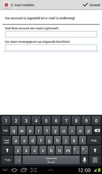 Samsung Samsung P3100 Galaxy Tab 2 7-0 - E-mail - handmatig instellen - Stap 15