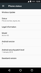 Crosscall Action X3 - Device - Software update - Step 6