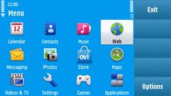 Nokia N97 - Internet - Internet browsing - Step 2