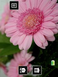 LG T385 - Photos, vidéos, musique - Prendre une photo - Étape 9