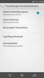 Sony Xperia E4G - Internet - Apn-Einstellungen - 6 / 29