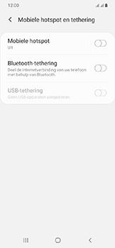 Samsung Galaxy A20e - Internet - mijn data verbinding delen - Stap 6