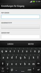 HTC Desire 601 - E-Mail - Konto einrichten - Schritt 12