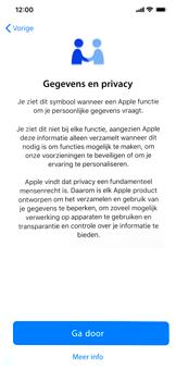 Apple iphone-xs-max-met-ios-13-model-a1921 - Instellingen aanpassen - Nieuw toestel instellen - Stap 12