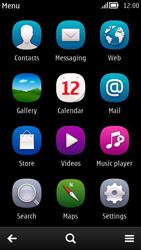 Nokia 808 PureView - E-mail - Configuration manuelle - Étape 3
