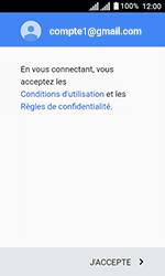 Alcatel U3 - E-mails - Ajouter ou modifier votre compte Gmail - Étape 12