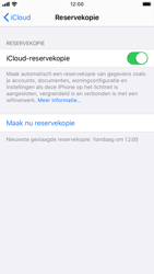 Apple iPhone 7 - iOS 13 - Data - Maak een back-up met je account - Stap 12