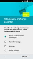Samsung Galaxy J5 - Apps - Konto anlegen und einrichten - 17 / 20