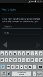 Samsung A300FU Galaxy A3 - Applications - Créer un compte - Étape 5