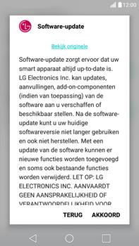 LG K520 Stylus 2 DAB+ - Software updaten - Update installeren - Stap 7