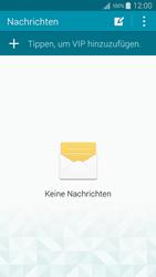 Samsung A500FU Galaxy A5 - SMS - Manuelle Konfiguration - Schritt 4