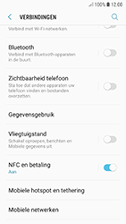 Samsung Galaxy A3 (2017) - Android Oreo - Internet - handmatig instellen - Stap 7