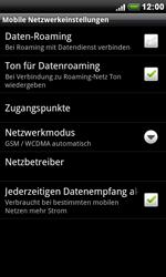 HTC Desire S - MMS - Manuelle Konfiguration - 2 / 2