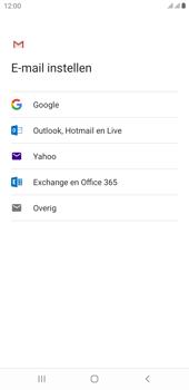 Samsung Galaxy J4 Plus - E-mail - Handmatig instellen (gmail) - Stap 8