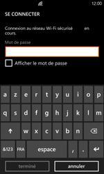 Nokia Lumia 820 / Lumia 920 - WiFi - Configuration du WiFi - Étape 7