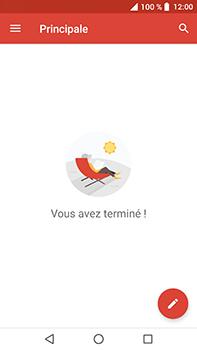 Crosscall Trekker X4 - E-mails - Ajouter ou modifier votre compte Gmail - Étape 6