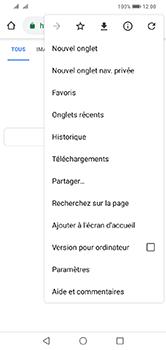 Huawei Y7 (2019) - Internet - navigation sur Internet - Étape 7