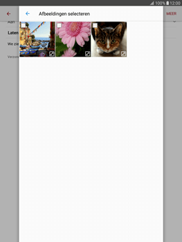 Samsung T815 Galaxy Tab S2 9.7 - E-mail - E-mails verzenden - Stap 18