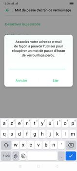Oppo Reno 2 - Sécuriser votre mobile - Activer le code de verrouillage - Étape 10