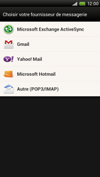 HTC One X - E-mail - Configuration manuelle - Étape 5